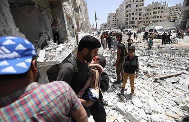 فرار 4 هزار سوری ساکن ادلب از دست تروریستها