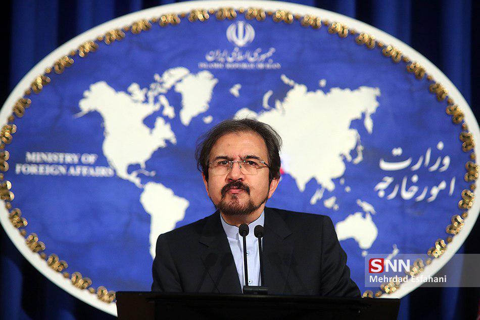 قاسمی: هیچ سندی بر ایرانی بودن افراد بازداشتی مورد ادعای بحرین دریافت نشده است