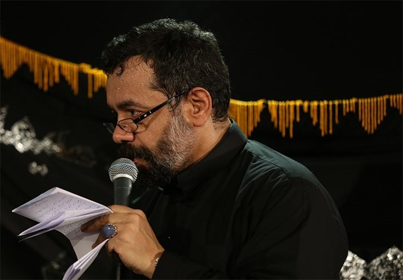 شور شب دوم محرم حاج محمود کریمی؛ مسجد الهادی +صوت