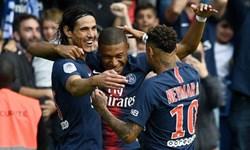 هفته پنجم لیگ فرانسه پیروزی پرگل سنژرمن مقابل سناتین/ نیس از سد رن گذشت