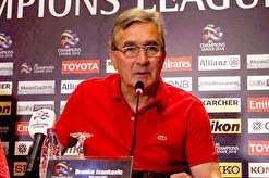 باید مقابل الدحیل صبور باشیم/ افتخار میکنیم در مرحله نیمه نهایی لیگ قهرمانان هستیم!