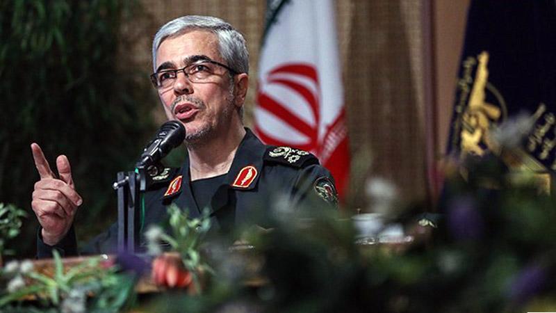 سرلشکر باقری: برخی کشورهای منطقه که از ناامنی به درون مرزهای ایران سخن گفتهاند عذرخواهی کنند/ تا ریشهکنی حادثه نفرتانگیز اهواز از پای نخواهیم نشست