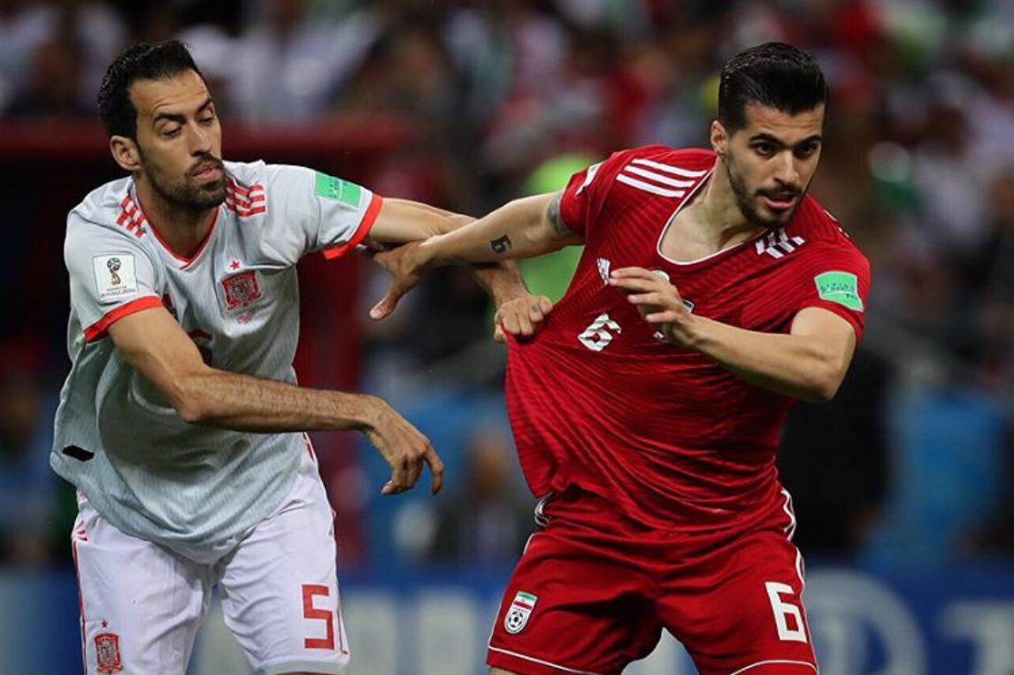 بازیکن مورد علاقه کیروش بازی با بولیوی را از دست داد