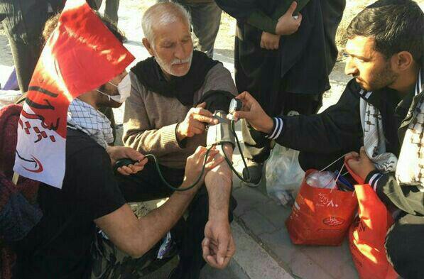 حسینیه دانشجو   شریفی در گفتگو با «دانشجو»: 700 نیروی جهادی جهت کمکرسانی به زائرین اربعین اعزام میشوند