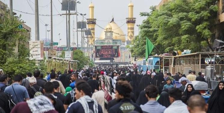 عکس اربعین امسال کربلا