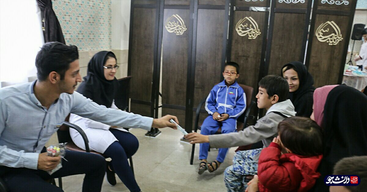 دانشجویان اصفهانی به محرومان خدمات پزشکی ارائه کردند
