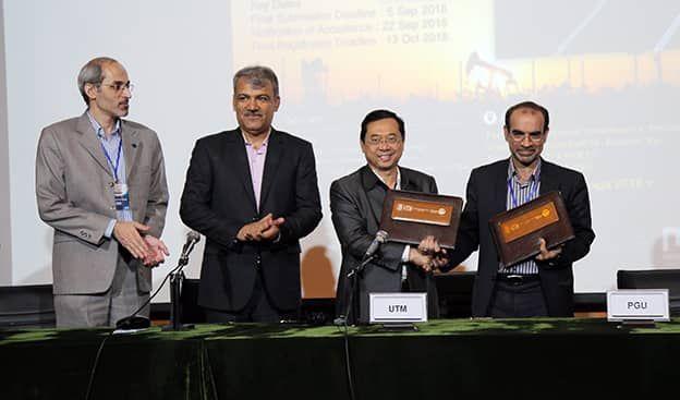 امروز؛ تفاهمنامه همکاری میان دانشگاه خلیجفارس بوشهر و دانشگاه UTM مالزی امضا شد