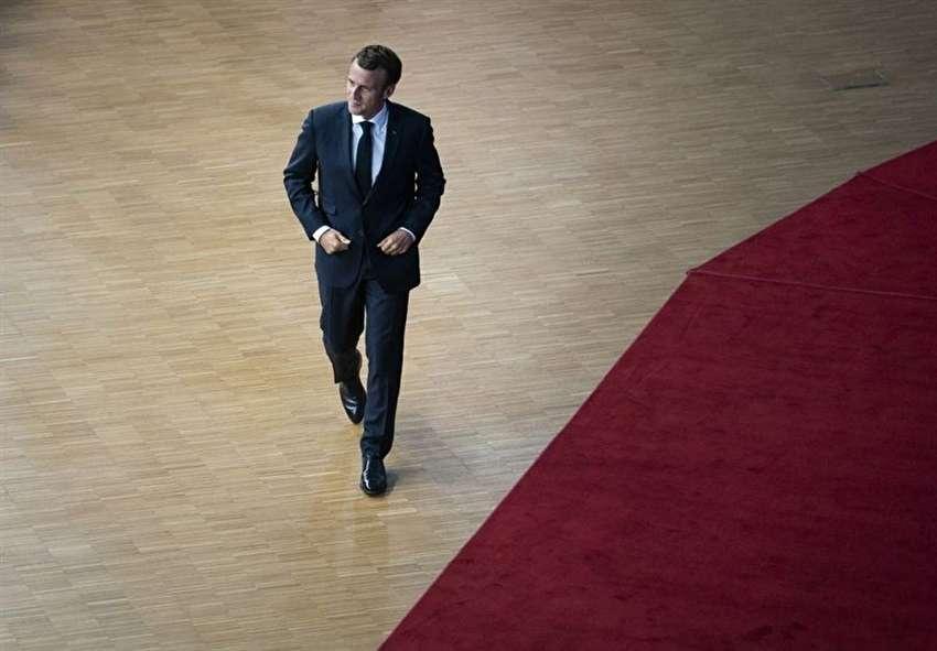 مخالفت پارلمان فرانسه با طرح رای عدم اعتماد به ماکرون