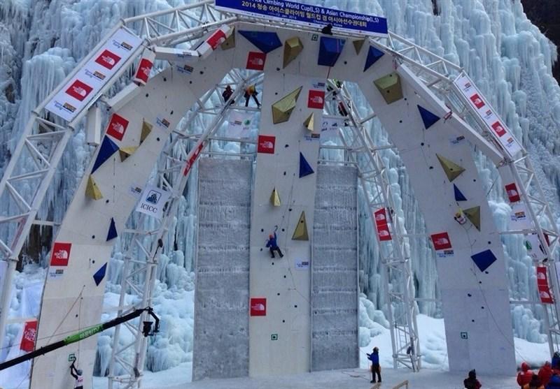 رقابتهای جهانی یخ نوردی روسیه- ایران نایب قهرمان جهان شد