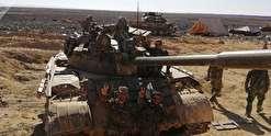 دفع نفوذ تروریستها به مراکز نظامی سوریه در حماه