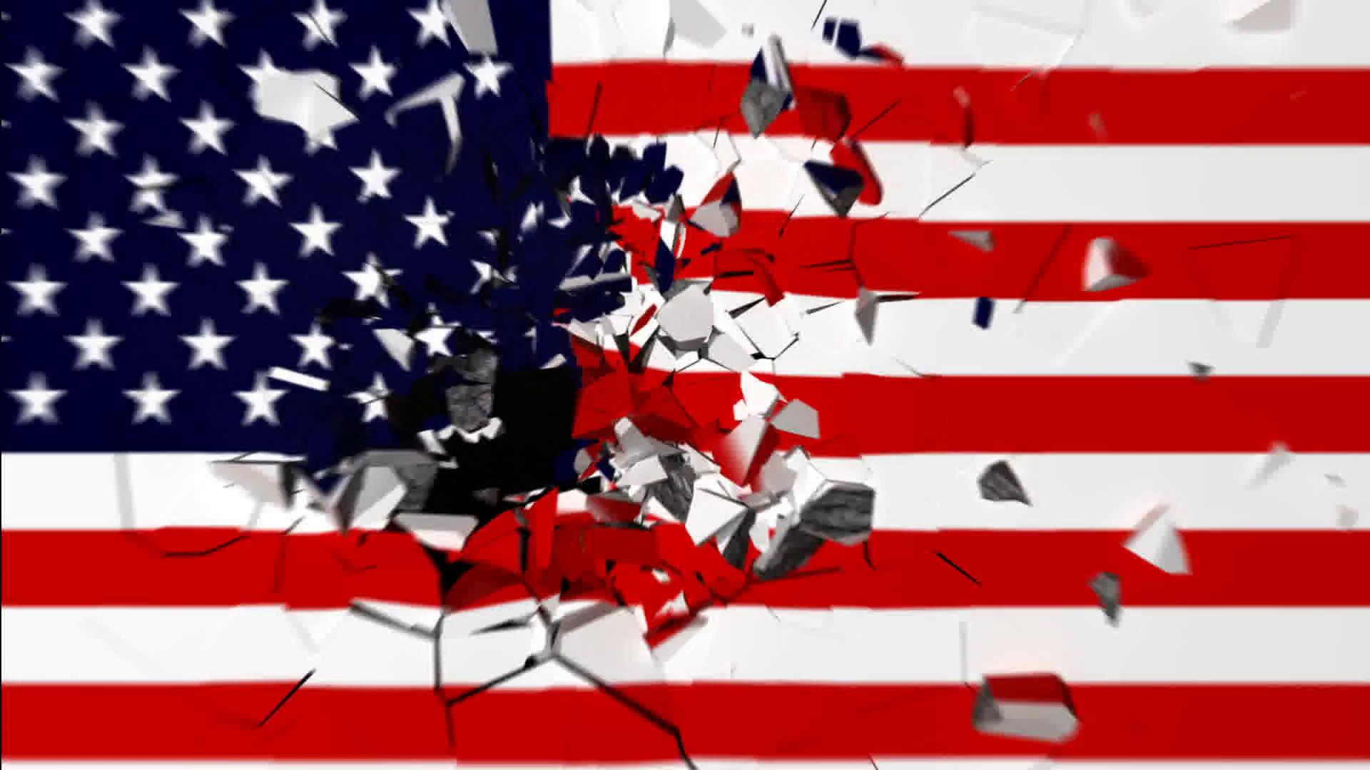 آمریکا در سراشیبی افول؛ از اوجگیری قدرت در قرن بیستم تا افتادن در ...