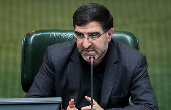 Image result for احمد امیرآبادی نماینده قم در مجلس شورای اسلامی