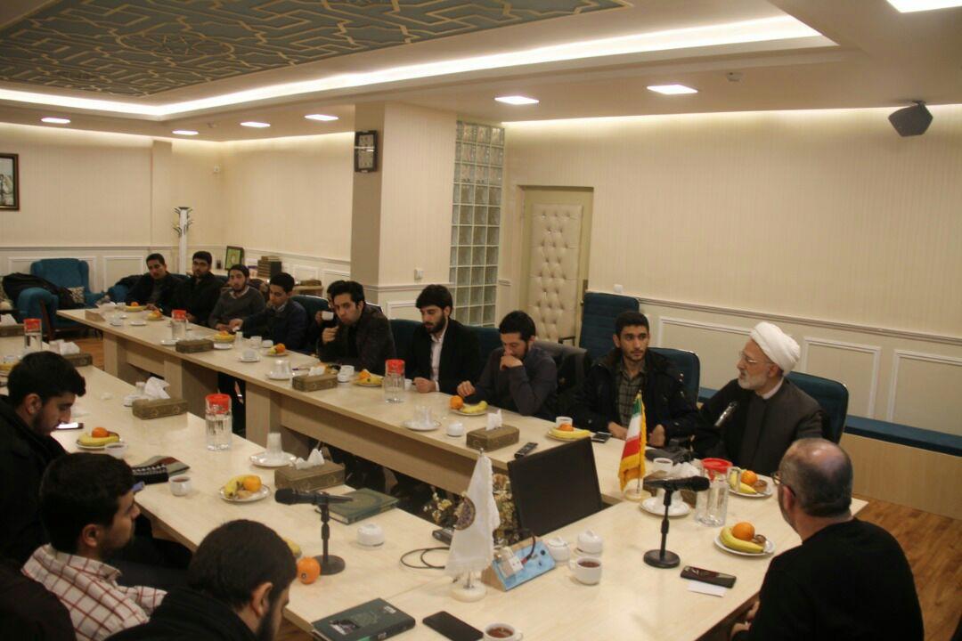 یادبود ۱۹ژانویه، سالروز آذریهای مسلمان در دانشگاه امام صادق برگزار شد