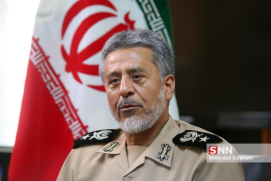 هشدار امیر سیاری نسبت به ورود در محدوده رزمایش مشترک ایران روسیه