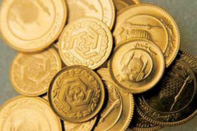 افت جزئی نرخ طلا و سکه