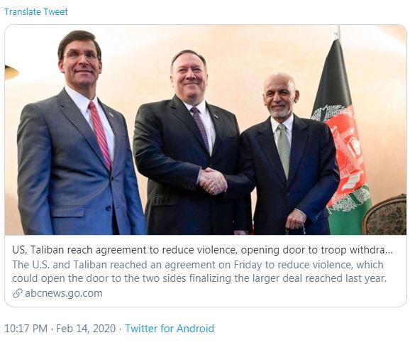 اخراج ارتش آمریکا از «قاره آسیا» کلید خورد؟!/ مقدمه توافق بزرگ خروج نیروهای آمریکا از افغانستان