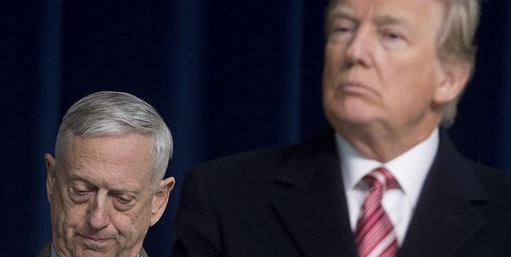 توهین ترامپ به ژنرالهای آمریکایی: «مُشتی احمق و بچه» هستید؛توهین ترامپ به ژنرال های آمریکایی