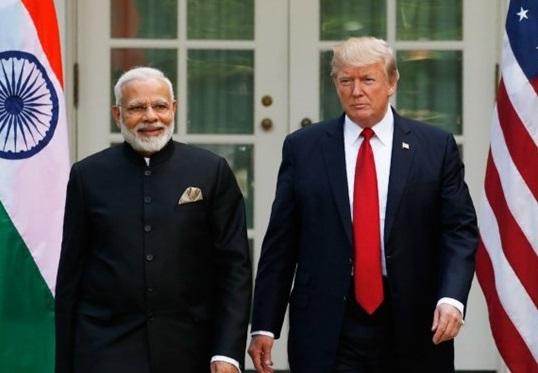 آمریکا بزرگترین شریک تجاری هند شد
