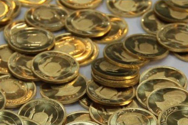 افت قیمت طلا و سکه در بازار