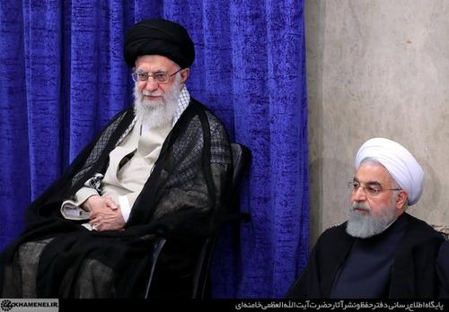رهبر معظم انقلاب: جنگی به وقوع نمیپیوندد/ اصل مذاکره با آمریکا غلط است؛ با دولت کنونی آن یک سم مضاعف/ در این رویارویی، آمریکا وادار به عقبنشینی خواهد شد