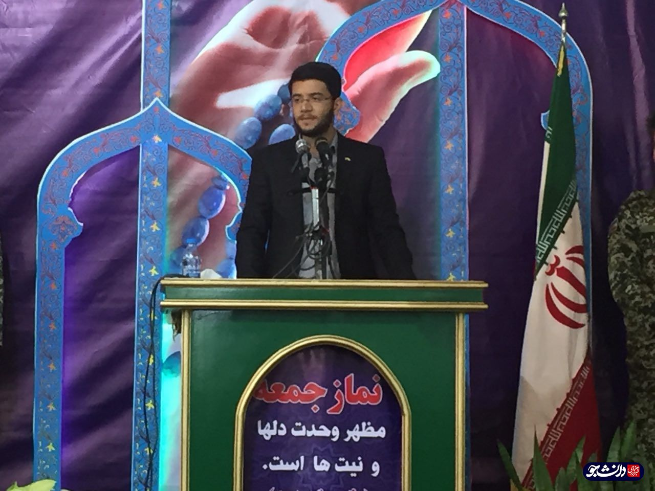 محمد صادق جعفری آزاد لاهیجان
