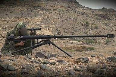 لحظه شکار متجاوزین ائتلاف سعودی توسط تک تیراندازهای یمنی