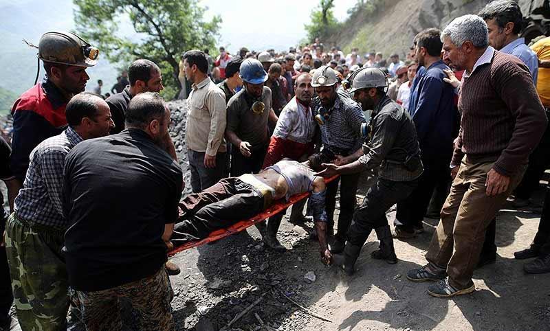 ماجرای مرگ بی صدای ۳ کارگر در معدن تاریکدره سوادکوه / چه کسی پاسخگو است؟