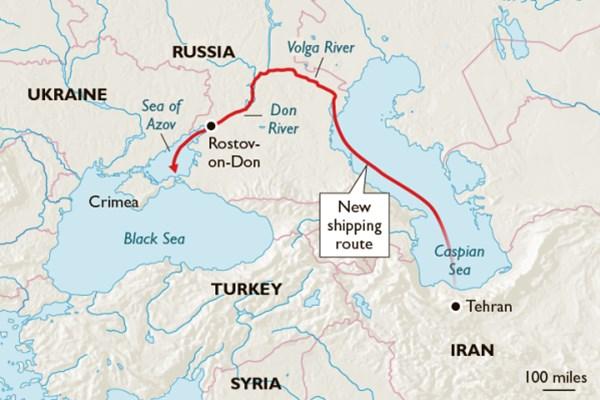 پیشنهاد روسیه به ایران برای دور زدن تحریمهای نفتی