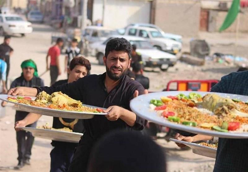 Image result for خوراکی سفر اربعین