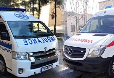 رئیس اورژانس کشور: بخاطر تحریمها بنز و تویوتا به ما آمبولانس نمیفروشند!