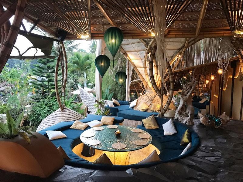 عجیبترین هتلهای بالی اندونزی