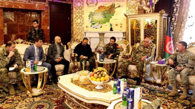 آبپرتقال ایرانی در نشست فرماندهان ارتش آمریکا!
