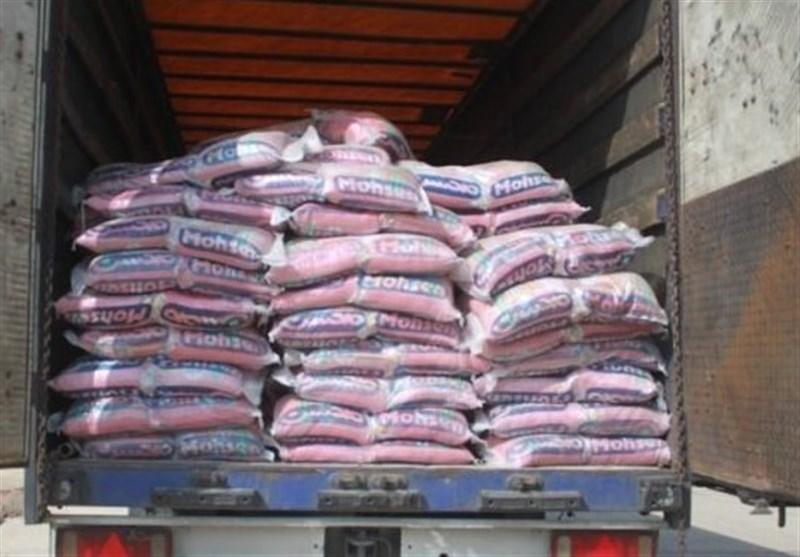 ترخیص ۵۶ هزار تن برنج از گمرک