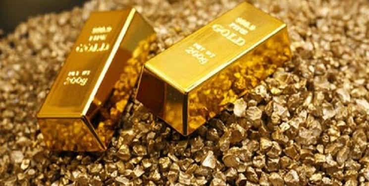 کاهش 3 دلاری قیمت طلای جهانی