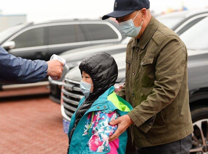 1263046 471 » مجله اینترنتی کوشا » شهر «لانگ فانگ» چین هم از ترس شیوع کرونا قرنطینه شد 1