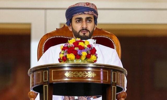 1263586 608 » مجله اینترنتی کوشا » ولیعهد جوان عمان را بشناسید 1