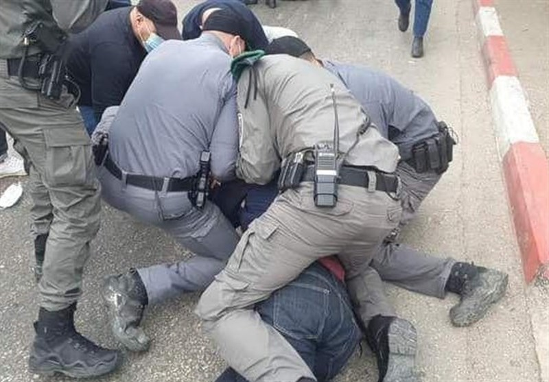 1265019 539 » مجله اینترنتی کوشا » تظاهرات گسترده فلسطینیها در اعتراض به سفر نتانیاهو به شهر الناصره 1
