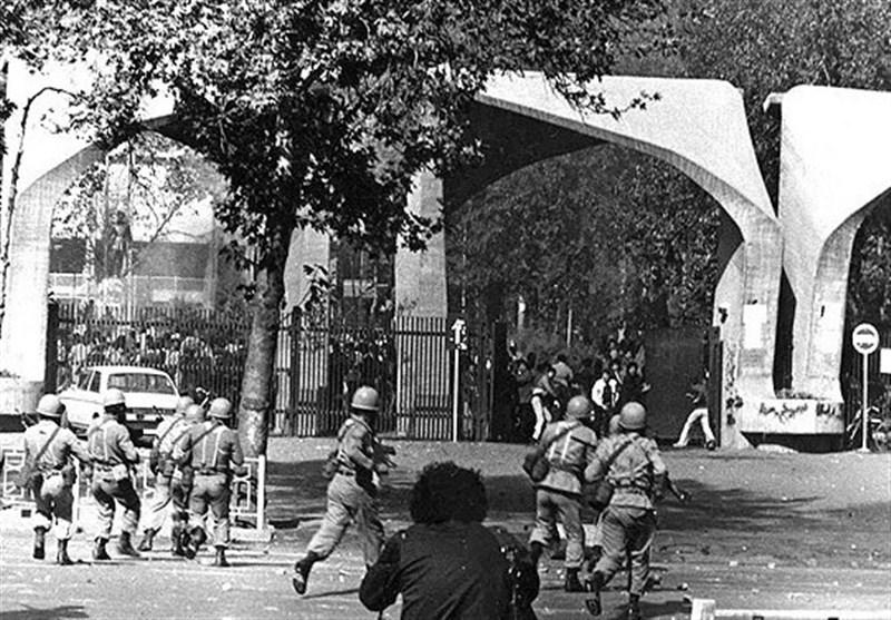 تیتر شنبه/ روایت بیداری دانشجویان از میدان انقلاب تا کاخ سفید/ نقش دانشجویان مقیم خارج در انقلاب چه بود؟