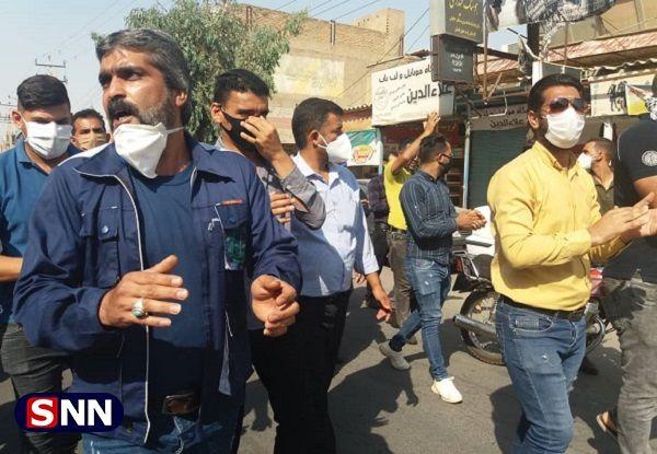 مجوز بی مجوز! / سایهی سنگین قوانین بر اعتراضات مردمی
