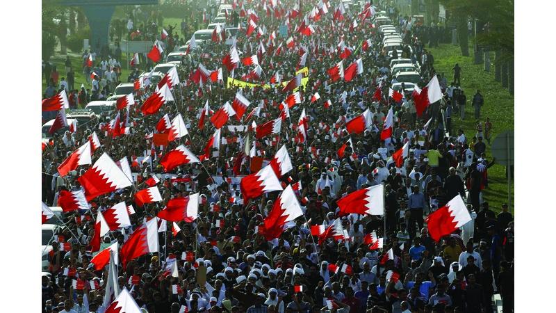 دهمین سالگرد قیام مردم بحرین؛ «انقلاب مروارید» در مقابل گلوله آلها