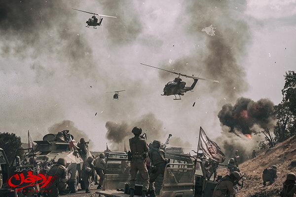 پرتره فرماندهان جنگ در سینما