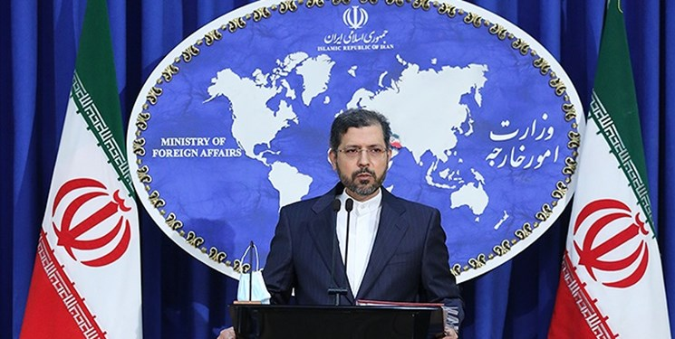 خطیب زاده: هیچ گفت وگوی مستقیمی بین ایران و آمریکا درباره زندانیان و موارد دیگر در جریان نبوده و نیست
