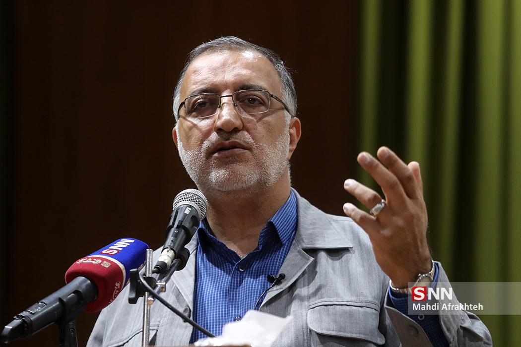 توصیه زاکانی به خودداری از تشکیل کلونی اطراف نامزدهای انتخابات