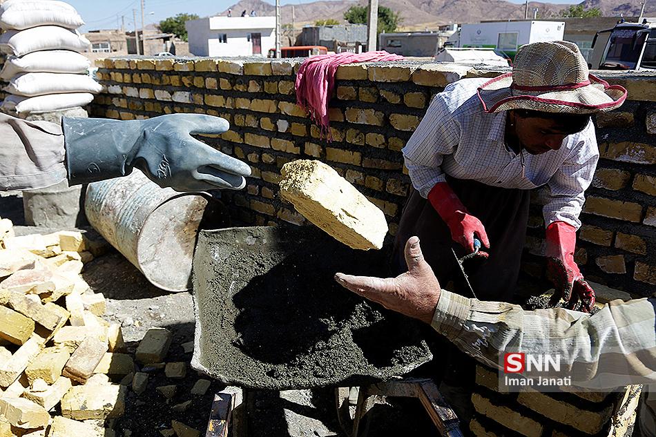 چشم انتظاری زلزله زدگان سراب و میانه برای رسیدن به سرپناه/ جهادگران آماده خدمات رسانی مجدد به زلزله زدگان