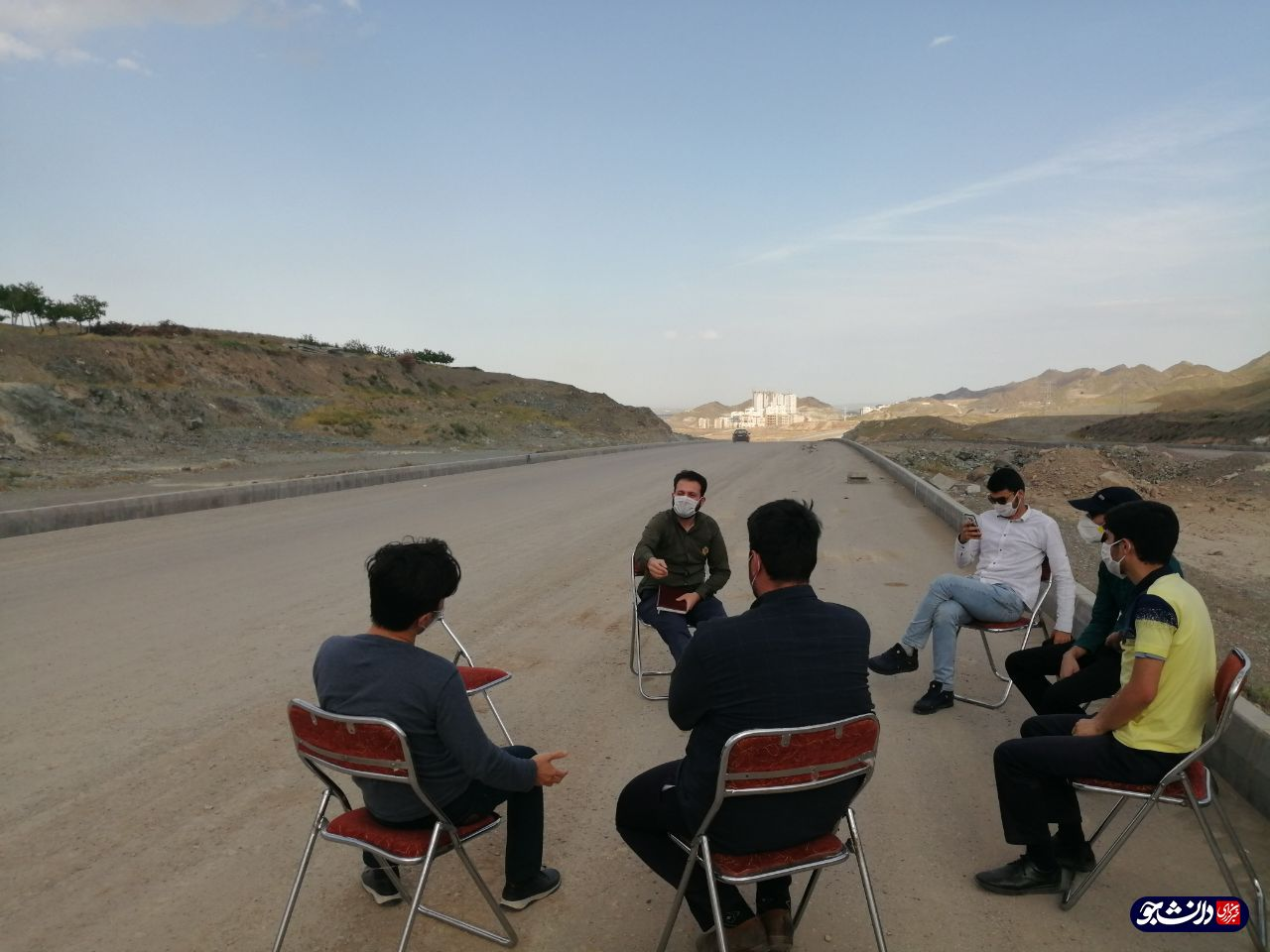 تیتر فردا آماده////// پرونده هایی که دانشجویان پیگیری می کنند / از ارتفاعات جنوبی مشهد تا معدن ساری گونی کردستان