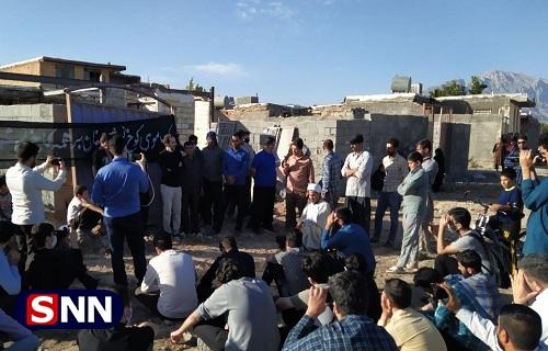 صدای عدالتخواهی دانشجویان در کرمانشاه پیچید / خون آسیه پناهی به ناحق ریخته شد؛ عاملان این جنایت محاکمه شوند!