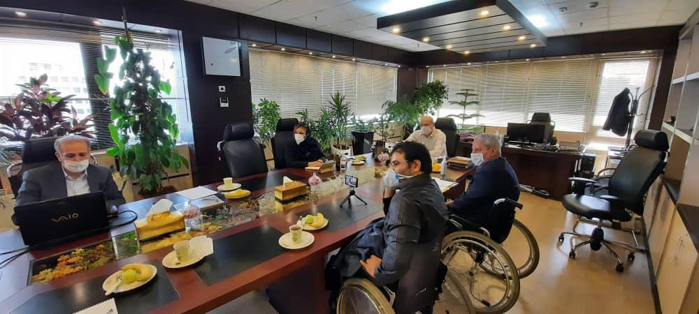 پیشنهادات مناسبسازی معابر و ناوگان عمومی پایتخت برای معلولان