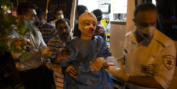 اسامی جانباختگان آتش سوزی کلینیک سینا اطهر