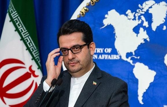 موسوی: نه از واگذاری جزایر ایرانی خبری است و نه حضور نیروی نظامی