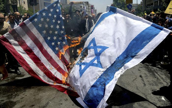 کمین محور عبری_آمریکایی علیه ایران / وقتی ایجاد بیاعتمادی داخلی راهبرد واشنگتن میشود